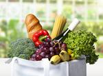 Сlipart Groceries Healthy Eating Food Shopping Paper Bag   BillionPhotos