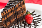 Сlipart Cake Chocolate Cake Chocolate Torte Dessert photo  BillionPhotos
