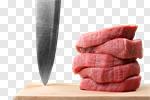 Сlipart Meat Butcher Beef Steak Raw photo cut out BillionPhotos