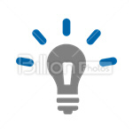 Сlipart Bulb Electricity Light Light Bulb Lighting Equipment vector icon cut out BillionPhotos