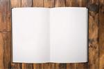 Сlipart book open top view notebook   BillionPhotos
