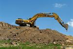 Сlipart backhoe building bulldozer clay clearing photo free BillionPhotos