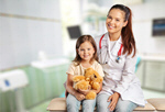 Сlipart child care doctor bear pediatrician   BillionPhotos