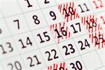 Сlipart Calendar Personal Organizer Routine Time Office photo  BillionPhotos