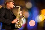 Сlipart Jazz Musical Band Saxophone Outdoors Blues   BillionPhotos