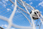 Сlipart Soccer Goal Soccer Ball Net Scoring photo  BillionPhotos