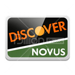 Сlipart credit card card bank card Discover Novus Discover Card vector icon cut out BillionPhotos