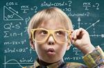 Сlipart kid think maths school mind   BillionPhotos