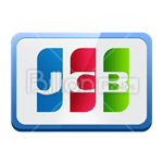 Сlipart credit card card bank card JCB Japan Credit Bureau vector icon cut out BillionPhotos