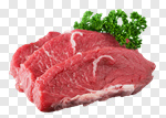 Сlipart meat beef lean veal white photo cut out BillionPhotos