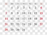 Сlipart Calendar Event Personal Organizer Business Time vector cut out BillionPhotos
