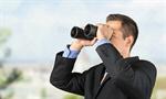 Сlipart Binoculars Business The Way Forward Exploration Businessman   BillionPhotos
