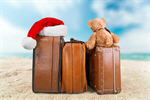 Сlipart Christmas Travel Family Luggage Suitcase Vacations   BillionPhotos