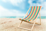 Сlipart deckchair chair beach lounger isolated   BillionPhotos