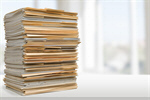 Сlipart Document Paper File Stack Paperwork   BillionPhotos