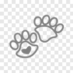 Сlipart Dog Bone Leash Pet Collar Kennel Dog Bowl vector cut out BillionPhotos