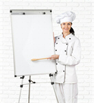 Сlipart Chef Chef's Hat Women Food Baker   BillionPhotos