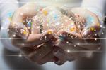 Сlipart Globe Human Hand Business Responsibility Healthcare And Medicine   BillionPhotos