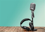 Сlipart radio broadcasting broadcast news retro sound   BillionPhotos