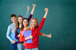 Сlipart Student High School Student College Student Education Excitement   BillionPhotos