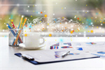 Сlipart business desk document paper clipboard break   BillionPhotos