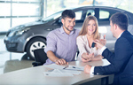 Сlipart Car Dealership Car Salesperson Buying Finance Insurance   BillionPhotos