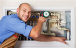 Сlipart Plumber Boiler Water Pipe Repairing Heat photo  BillionPhotos