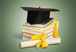 Сlipart Graduation Mortar Board Diploma Book Learning   BillionPhotos