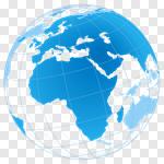 Сlipart Globe Earth World Map Planet Sphere vector cut out BillionPhotos
