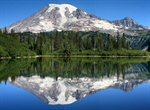 Сlipart Mountain Mountain Range Lake Scenics Washington State photo  BillionPhotos