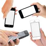 Сlipart Iphone Mobile Phone Smart Phone Human Hand Holding   BillionPhotos