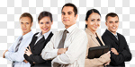 Сlipart Business Multi-Ethnic Group Group Of People Team People  cut out BillionPhotos