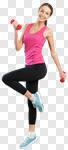Сlipart fitness weight stretching diet wellness photo cut out BillionPhotos