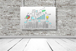 Сlipart background board brainstorming business businessman vector  BillionPhotos