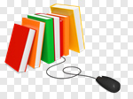 Сlipart Book Education Learning Internet E-Mail 3d cut out BillionPhotos