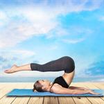 Сlipart Pilates Exercising Yoga Sport Women   BillionPhotos