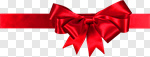 Сlipart Christmas Ribbon Bow Gift Birthday photo cut out BillionPhotos