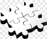Сlipart Puzzle Teamwork Jigsaw Puzzle Jigsaw Piece Connection photo cut out BillionPhotos