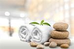 Сlipart Health Spa Towel Bamboo Stone Pebble   BillionPhotos