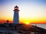 Сlipart Lighthouse Nautical Vessel Sunset Landscape Night photo free BillionPhotos