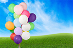 Сlipart balloon baloon bunch isolated decoration   BillionPhotos