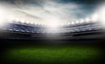 Сlipart stadium soccer night light background vector  BillionPhotos