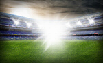 Сlipart soccer stadium field background nobody vector  BillionPhotos