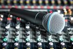 Сlipart Recording Studio Sound Mixer Audio Equipment Sound Music photo  BillionPhotos