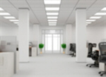 Сlipart Office Indoors Empty Cubicle Desk photo  BillionPhotos