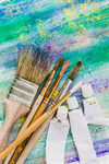Сlipart brush art painting knife paint brush white photo  BillionPhotos