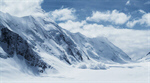 Сlipart alpine alps beautiful blizzard blue vector  BillionPhotos
