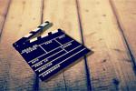 Сlipart movie cinema film clapper director   BillionPhotos