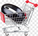 Сlipart E-commerce Shopping Cart Shopping Computer Mouse Computer Cable photo cut out BillionPhotos