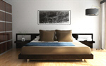 Сlipart Hotel Bedroom Hotel Room Domestic Room Luxury 3d  BillionPhotos